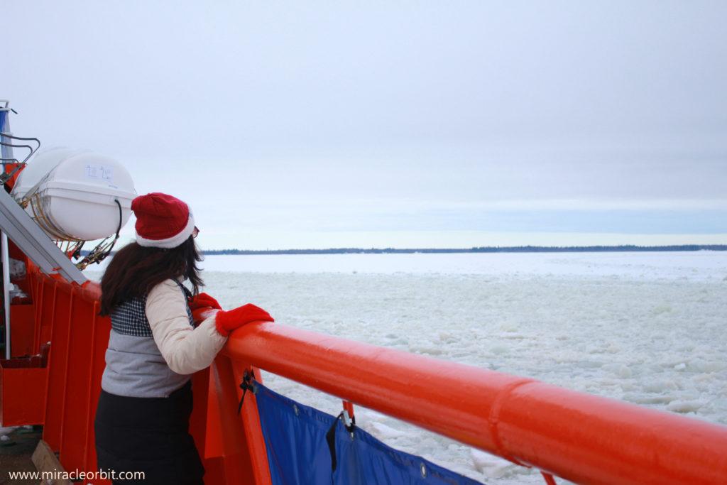 Polar Explorer Icebreaker Finland An Unbelievable Cruise Experience In The Frozen Arctic Sea Miracle Orbit